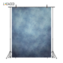 Laeacco Solid Color Gradient Grunge Style Portrait Photography Backgrounds Customized Photographic Backdrops For Photo Studio