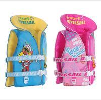 Dive&Sail Kids Swimming life vest Float Buoyancy Drifting Safety Foam Life Jacket Vest