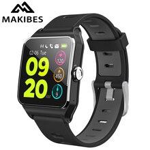 Makibes BR3 GPS 17 kinds sports Smart Watch Men IP68 Waterpr