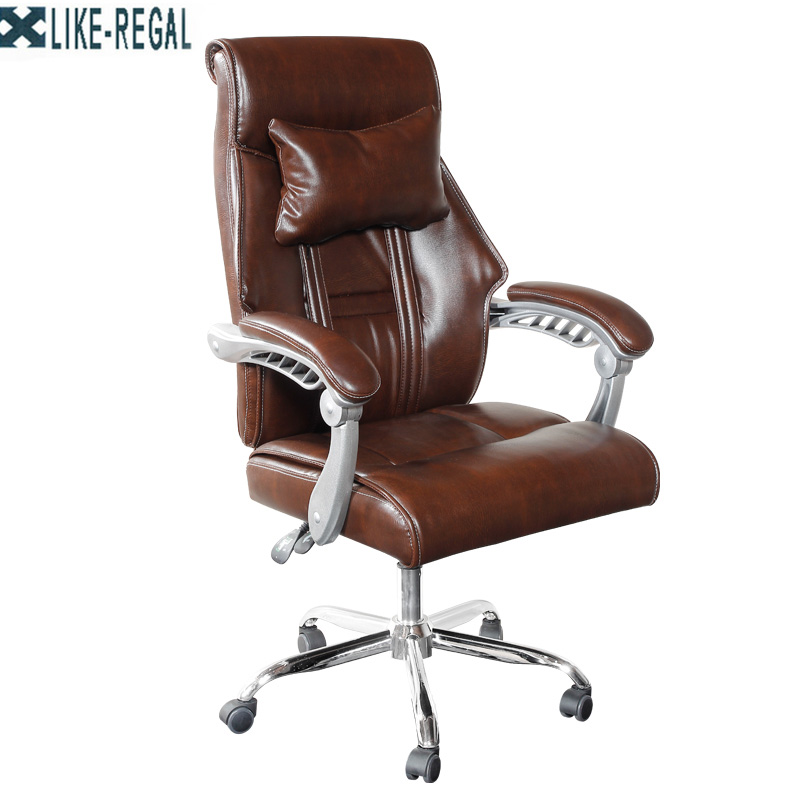 2018 The New Furniture Office manager armrest chair furniture armrest rotate wheel manager chair
