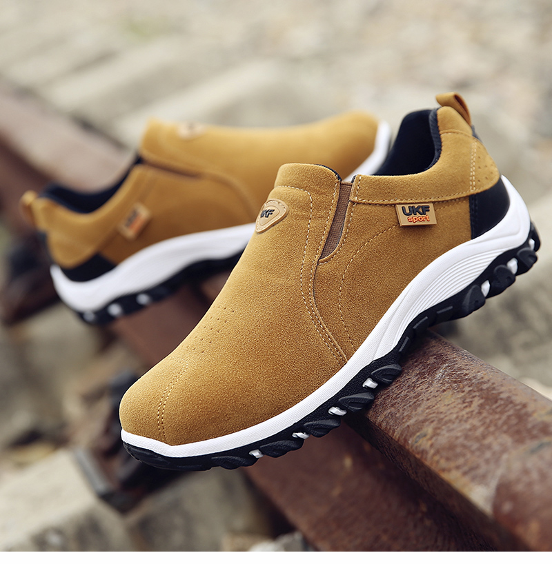 HTB1wRiaaynrK1Rjy1Xcq6yeDVXaa VESONAL Spring Summer Slip-On Out door Loafers Sneakers For Men Shoes Breathable Suede Male Footwear Walking comfortable