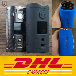 Top-Quality Sx Mini Silicone for G Mod/box/Sleeve with Discount-Price 50pcs by DHL