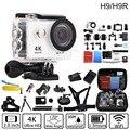 Действий камеры deportiva Оригинальный Для EKEN H9/H9R дистанционного Ultra HD 4 К wi-fi 1080 P 60fps 2.0 ЖК 170D спорт перейти водонепроницаемый pro камеры