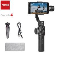 Comparar Pre-ordenar Zhiyun Smooth Q 3 ejes Gimbal estabilizador de mano con control remoto para smartphone iphone 7 plus 6 más samsung s7