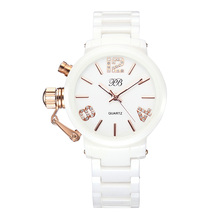PB luxury Brand Ladies Watch Ceramic Fashion Dress Watch Women Water Resistant Casual Quartz Wristwatch HL628