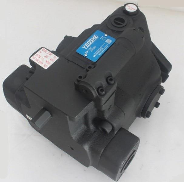 YEOSHE taiwan hydraulic pump V18A4R10X high pressure plunger pump hydraulic pump 5scy14 1b axial plunger pump high pressure oil pump