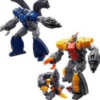 G1 MF 34 MF34 Omega MFT Transformation Huge Dragon Lost Planet Defensive fortress base Action Figure Collection Robot