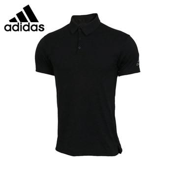 Original New Arrival  Adidas CLMCH M POLO SL Men's POLO  short sleeve Sportswear