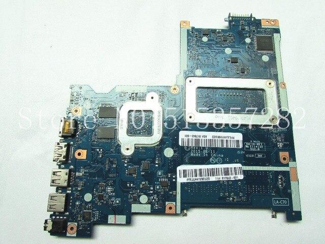 LA-C701P 815245-501 815245-001 do HP Pavilion 15-A 440 G3 laptopa płyty głównej płyta główna w SR23Y i5-5200U grafiki
