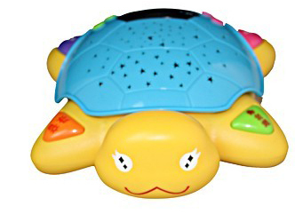 Garden turtle playright knowledge intelligent s2 pre-teaching child story machine projection toy birthday gift
