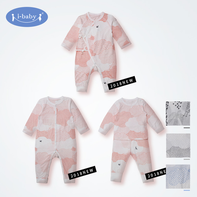Aliexpress Com Buy 3pcs Lot Unisex Pima Cotton Baby Rompers Full