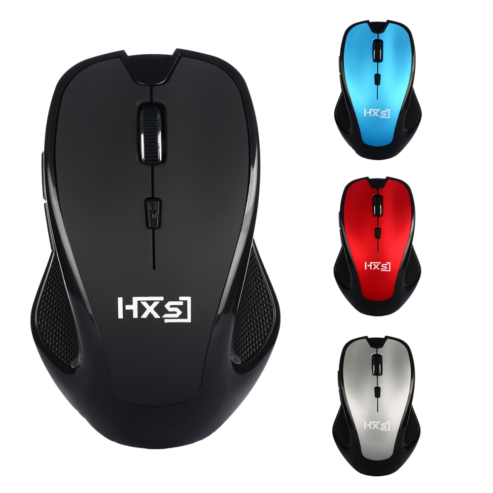 Professional Wireless Optical Gaming Mouse Mice 2.4Ghz 6D DPI Adjustable USB G*H