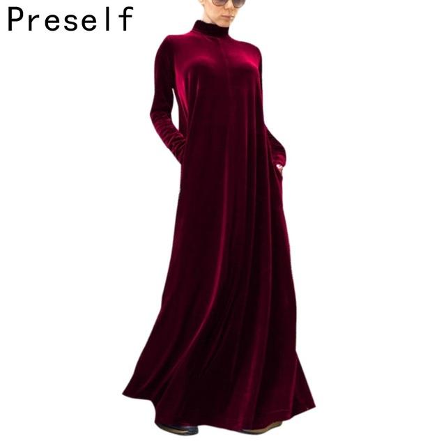 2016 outono nova sexy women celeb pescoço de tartaruga envoltório de veludo vestidos de festa longo maxi dress plus size vestidos de inverno oversize