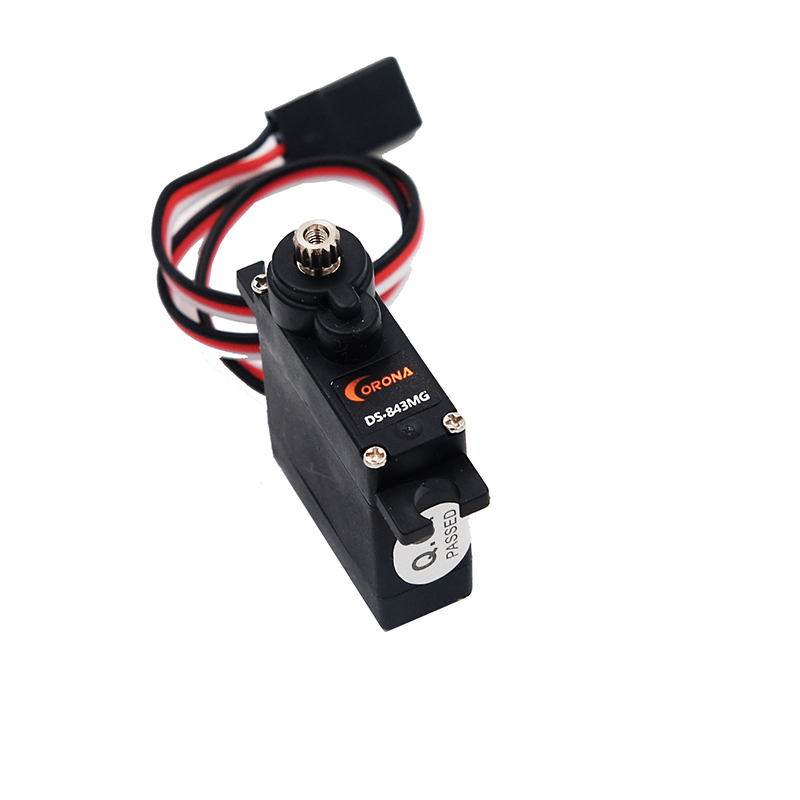 Corona DS 843 milligramm Digitale High Torque Micro Servo 4,8 kg/0.10sec/8,5g
