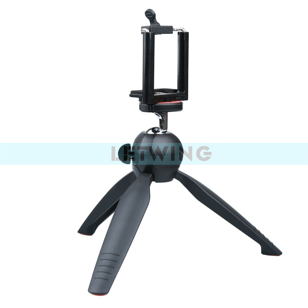 flexible camera tripod flexible leg mini tripod mount with phone