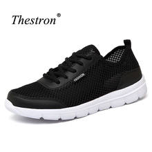 Couples Running Shoes Large Size 35-48 Mens Summer Athletic Black Blue Cheap Sneakers Comfortable Unisex Jogging