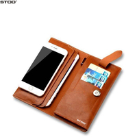 BTOD Phone Bag Wallet Case PU Exquisite Craft Protect For IPhone 4S 5S 6 6S SE
