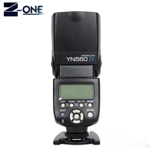YongNuo controlador de flash inalámbrico YN560IV YN560, Flash Speedlight + YN560 TX para Nikon DSLR D90 D80 D3000 D5000 7100 D7200