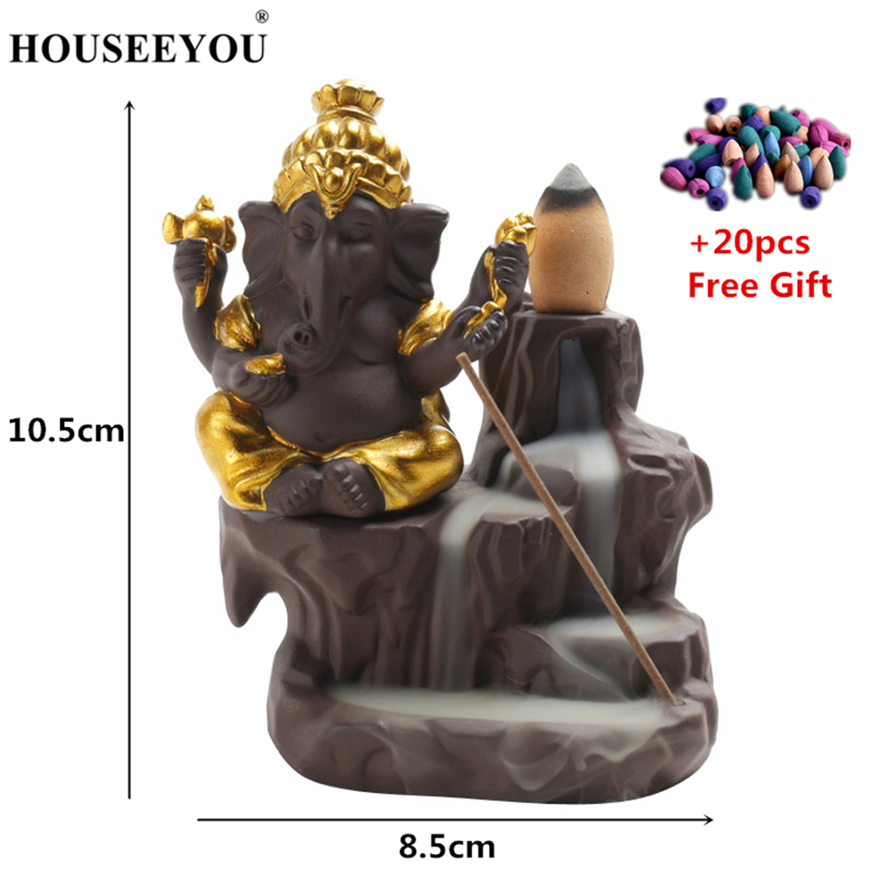 Incense Burner Aromatherapy Furnace 10