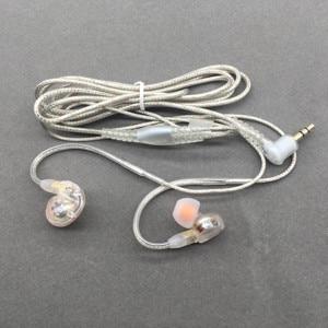 Image 1 - HIFI DIY MMCX Cáp Tai Nghe đối Shure SE215 SE535 SE846 UE900 Năng Động 10mm Đơn Vị Tùy Chỉnh Tai Nghe Thể Thao cho iPhone xiaomi