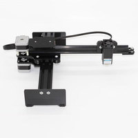 DIY Лазерный гравер резак 220 В USB мини гравировка резки 3,5 Вт маркировки принтер для дерева Пластик ПВХ Бумага