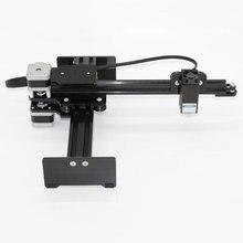 DIY A Laser Cortador Gravador 220 V Impressora USB Mini Gravura Máquina De Corte 3.5 W máquina de Marcação Para O Plástico de Madeira grampo de Papel do PVC