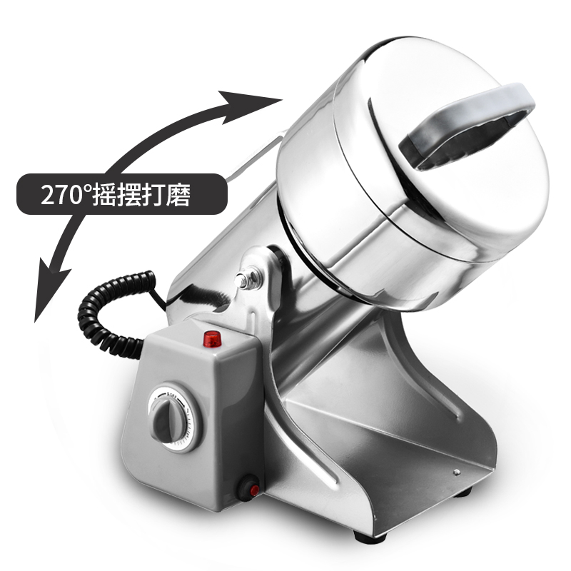 Chinese Herbal Medicine Electric Grinder Superfine Powdering Machine Whole Grains Dry Grinding Small Shredding Powder Machine цена
