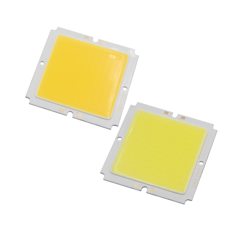 Купить с кэшбэком big sale 69mm square 30W LED COB Light Source High Power 36V DC Warm White LED Strip Module Chip For DownLight DIY lamp