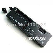 Envío Libre herramienta de La Joyería Diamond Detector Electrónico Selector de la Piedra Preciosa de Las Gemas Tester II 1 unids/lote