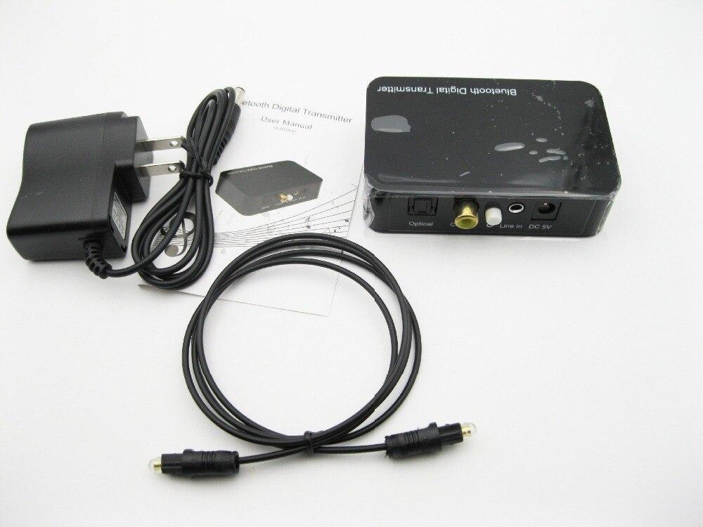 Optischer Digital-Bluetooth-Fernsehsender mit hoher Reichweite und 10 - Tragbares Audio und Video
