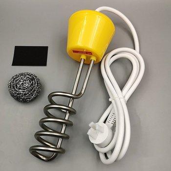 Élément de chauffage de l'eau de chaudière de chauffage électrique de flottement de 3000 W 220 V