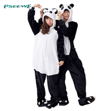 font b Pyjamas b font font b women b font Panda Onesies for adults sleep