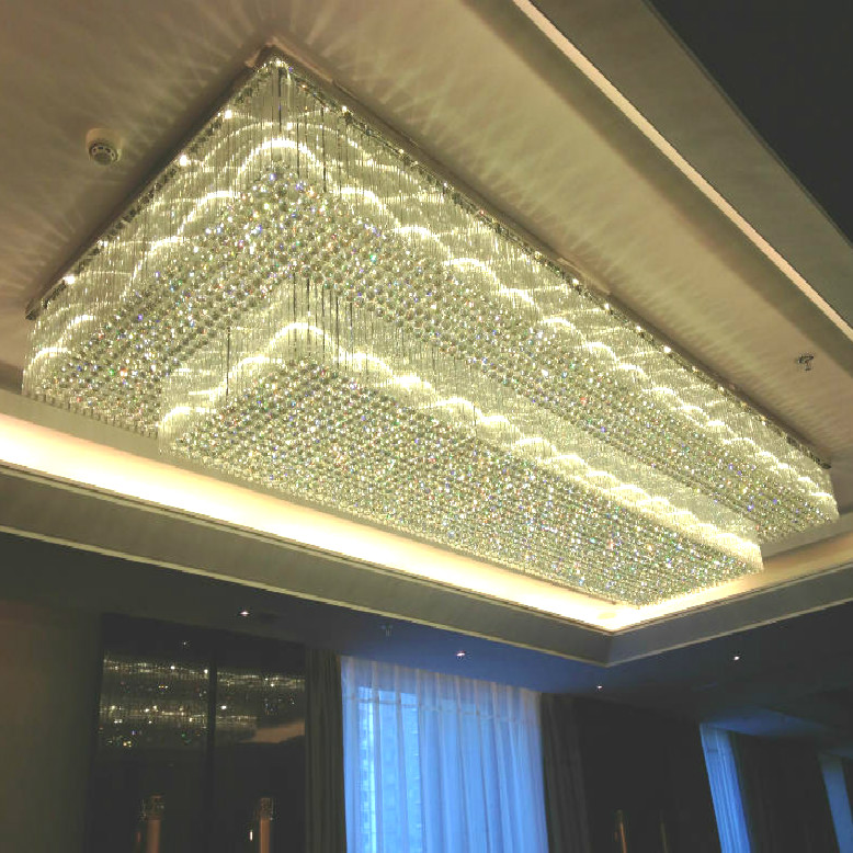 Thousand Drops Crystal Chandelier