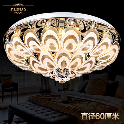 Led crystal light minimalist bedroom lights ceiling lights led crystal light minimalist bedroom lights ceiling lights neoclassical restaurant after study room modern lighting fixtures on aliexpress alibaba aloadofball Gallery