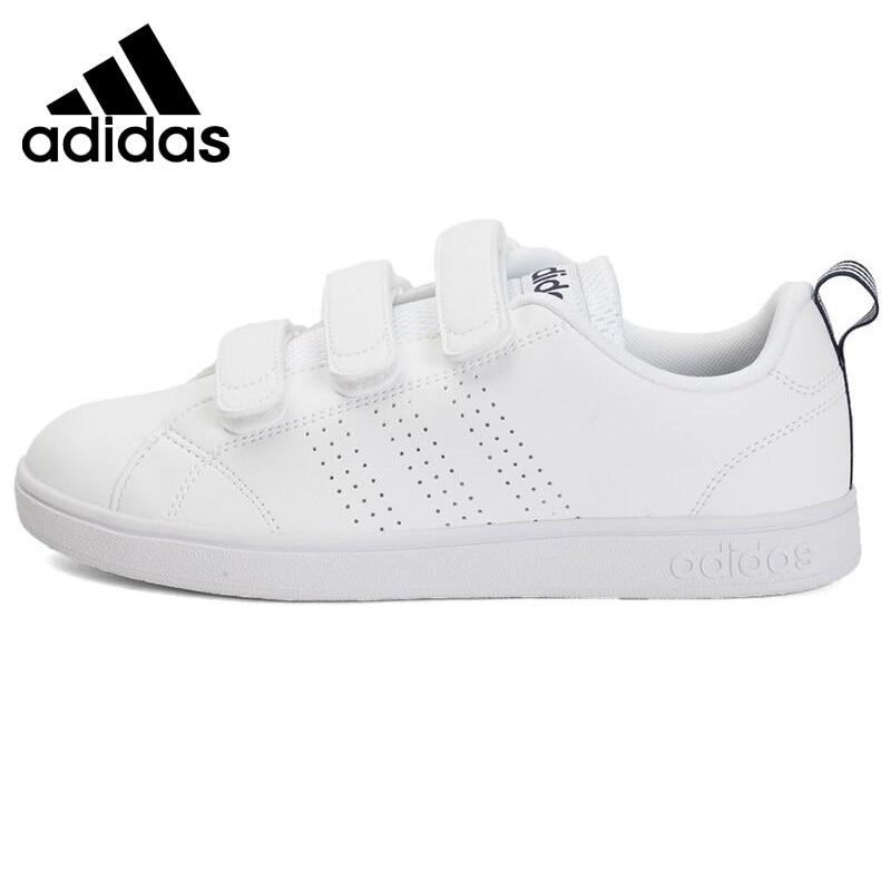 все цены на Original New Arrival 2018 Adidas Neo Label VS ADVANTAGE CLEAN Unisex Skateboarding Shoes Sneakers онлайн