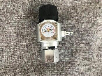 Corny Keg co2 Regulator CO2 Charger Kit 0-60 PSI for Sodastream co2 Bottle Draft Beer Kegerator Soda