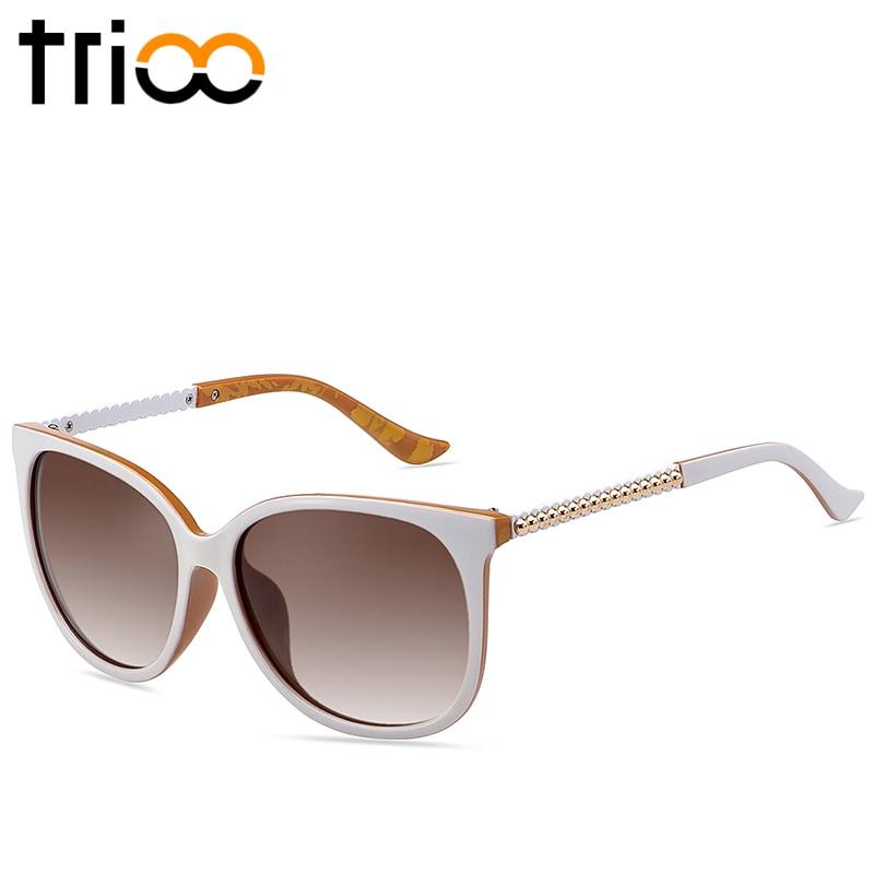 TRIOO Կանանց արևային ակնոցներ բարձրորակ - Հագուստի պարագաներ - Լուսանկար 3