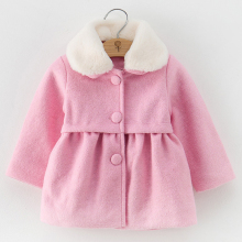 baby girl jackets and coats princess children spring winter