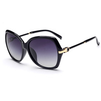 Fashion Oversize Classic Vintage Sunglasses Brand Designer Luxury Women Polarized Sun Glasses UV400 High Quality 1605