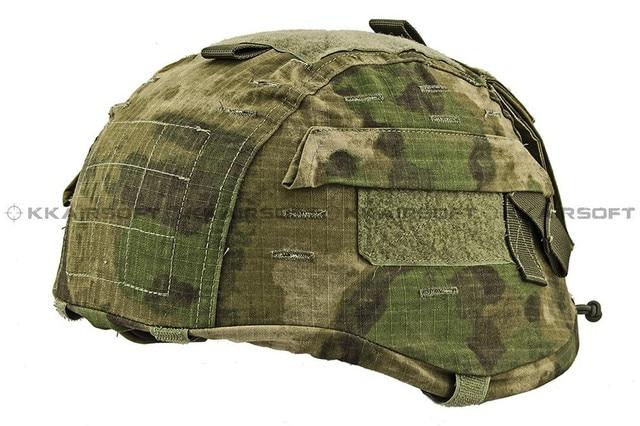 Helmet Cover helmet cloth Ver2 for MICH helmet TC-2000 ACH (Multicam ATFG ACU CB AT TAN) 3