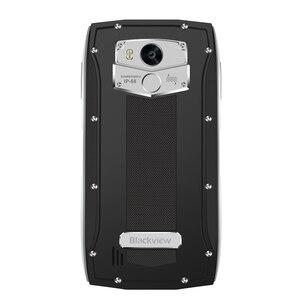 "Image 5 - Blackview a BV7000 teléfono móvil MT6737T Quad Core 5,0 ""FHD 2GB 16GB IP68 impermeable Glonass NFC 4G huella dactilar teléfono inteligente"