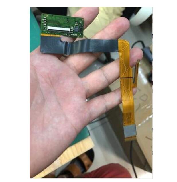 LCD charnière flexible FPC rotation arbre câble flexible remplacement pour FUJI pour Fujifilm X-T20 XT20 caméra