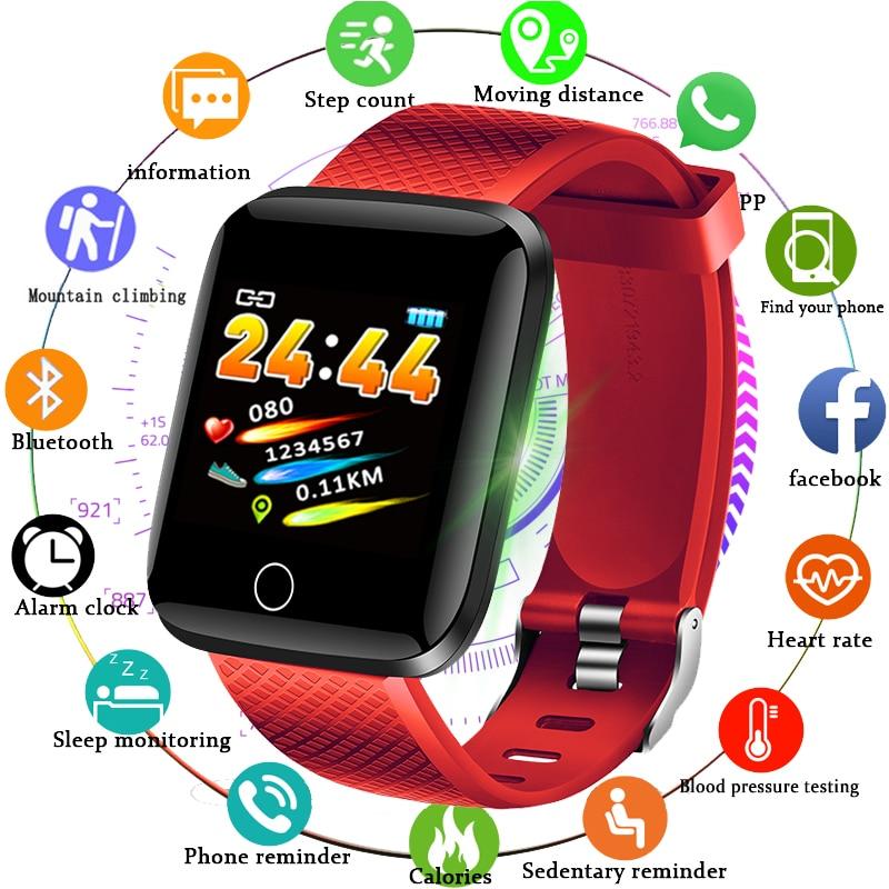 Box Schrecklicher Wert Bangwei 2019 Neue Frauen Smart Uhr Blutdruck Herz Rate Monitor Fitness Smart Uhr Männer Sport Uhr Vibration Erinnerung Uhren