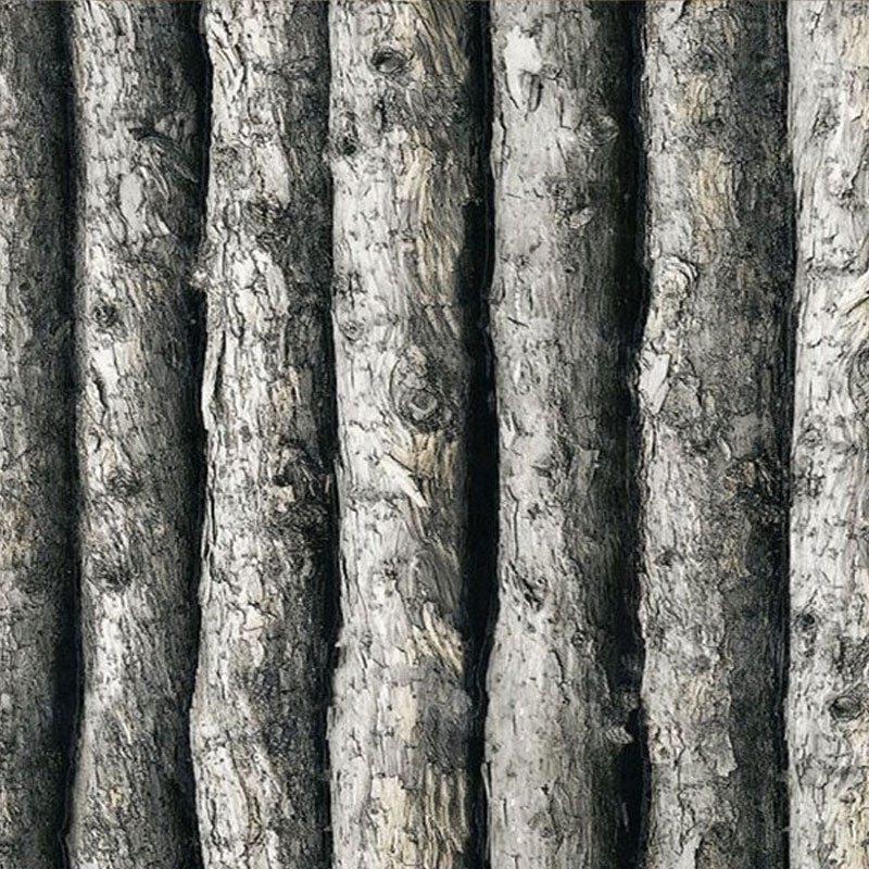 Wood Texture Vinyl 3D Waterproof Wallpaper Thick Embossed Tree PVC Wall Paper Roll Mural Home Decor Covering In Wallpapers From