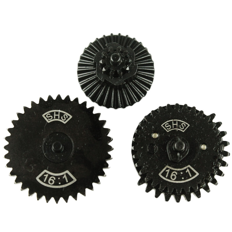 SHS 16: 1 high speed Gear Set for hunting accessories for 2/3 Airsoft AEG Gearbox цены