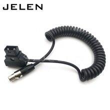 ТВ Logic Мощность кабель mini XLR D-Tap-24 «-по лошадка Шестерни