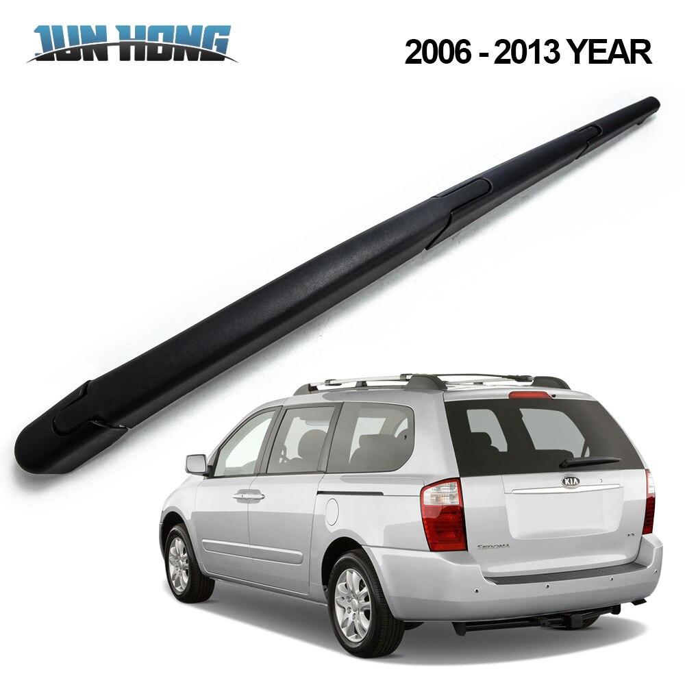 detail feedback questions about junhong rear rain window windshield wiper blade for kia sedona 2006 2013 rubber window windscreen car accessories on  [ 1000 x 1000 Pixel ]