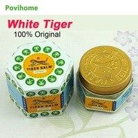 Povihome 100% натуральный оригинальный белый тигровый бальзам мазь болеутоляющий мазь для снятия боли в мышцах лечебная мазь C102