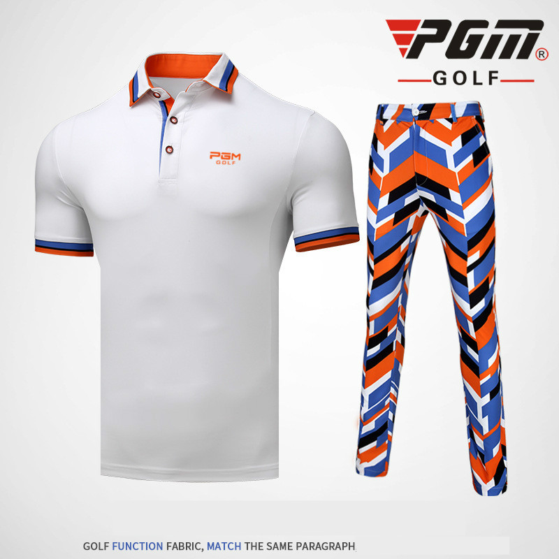PGM Golf dress men s short sleeved T shirt ball clothes for men s clothes and