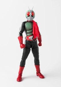 Image 2 - PrettyAngel Genuine Bandai Tamashii Nazioni S.H. Figuarts Kamen Rider Kamen Rider Nuovo 2 Action Figure